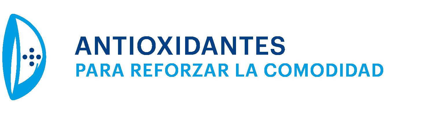 ANTIOXIDANTES PARA REFORZAR LA COMODIDAD
